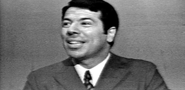 Silvio Santos nos anos 60