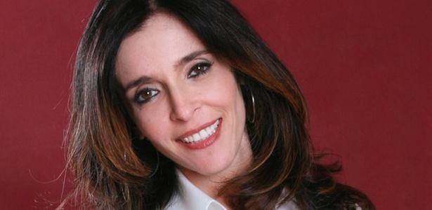 A atriz Deborah Evelyn (15/12/2010)