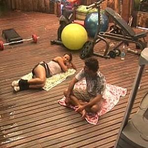 Daniel diz a Lizzi que se decepcionou com Carlos Carrasco (16/12/10)