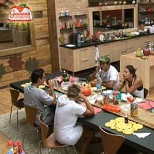 Peões falam sobre as fortes emoções da última festa (18/12/10)