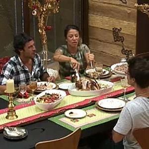 Peões elogiam os pratos especiais de Natal (20/12/10)