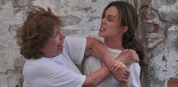 Daisy Lúcidi e Mariana Ximenes em cena de