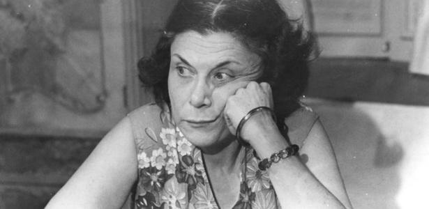 "Yara Cortes na ""Dona Xepa"" de 1977, exibida na Globo"