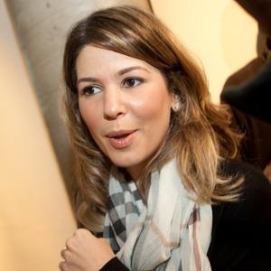 Daniela Abravanel Beyruti filha do apresentador Silvio Santos e Iris Abravanel (16/11/2010)