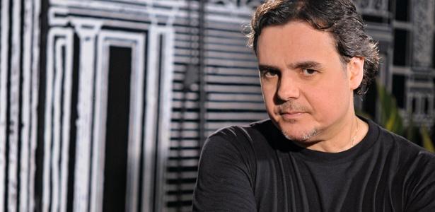 O ator Cássio Gabus Mendes (21/1/2011)
