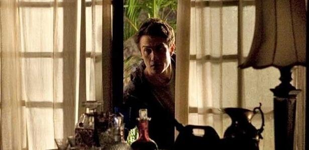 O ator Gabriel Braga Nunes em cena de