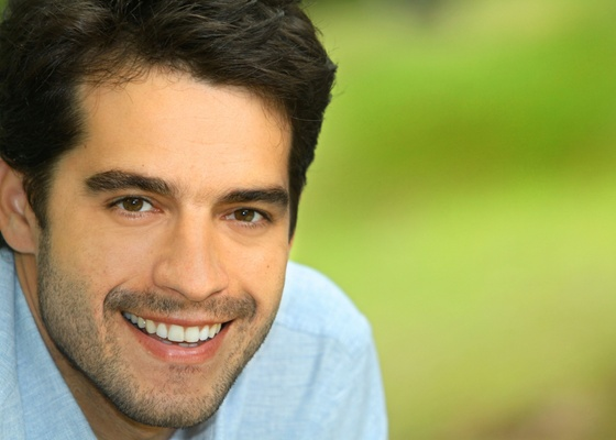 O ator Guilherme Winter (4/2/2011)