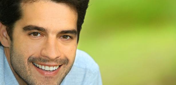 O ator Guilherme Winter, que viverá um dos irmãos de José em série da Record