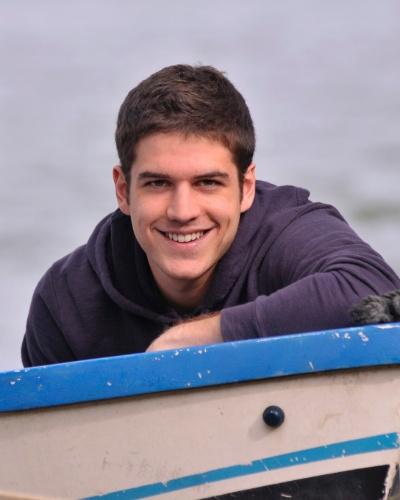 O ator Marco Pigossi (8/2/2011)