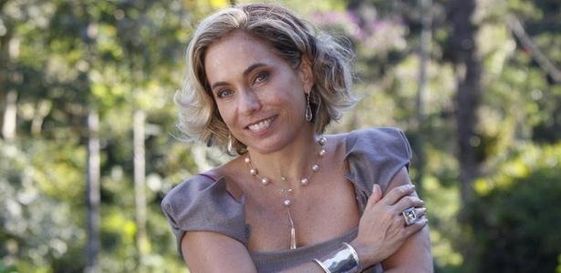 A atriz Cissa Guimarães
