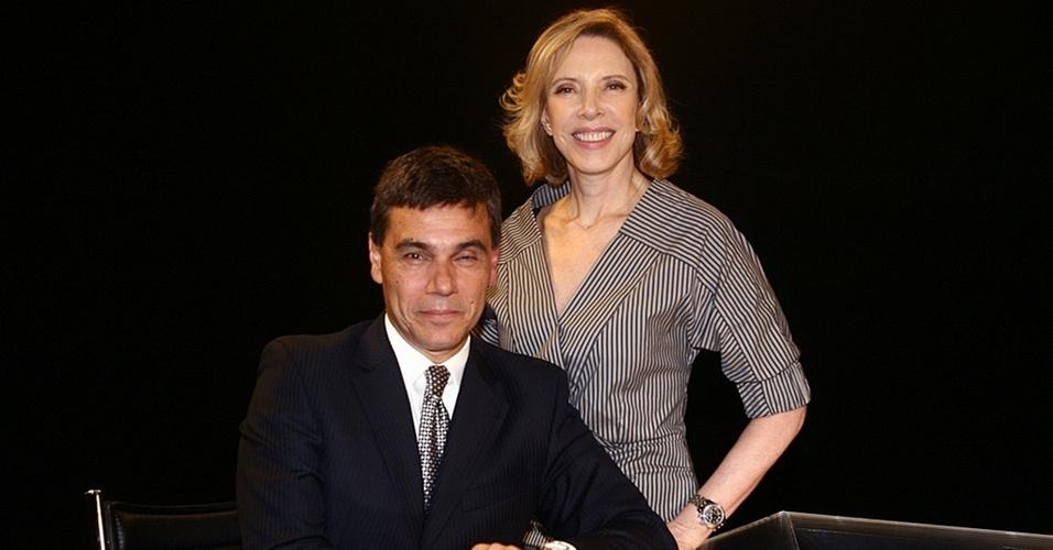 O promotor Francisco Cembranelli é o convidado de Marília Gabriela (13/2/11)