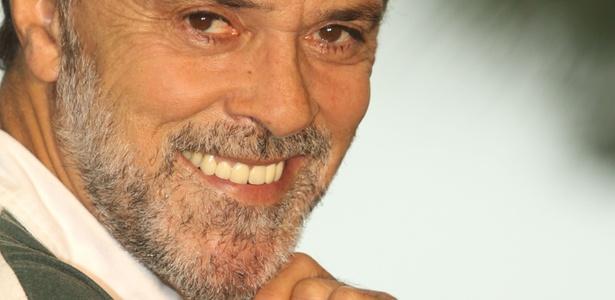 O ator Raymundo de Souza (19/2/2011)