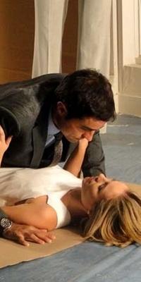 Ricardo Pereira e Paola Oliveira em cena de