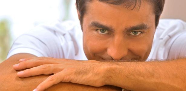 O ator Ricardo Pereira (24/2/2011)