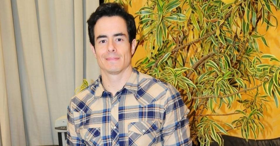 O ator Felipe Folgosi