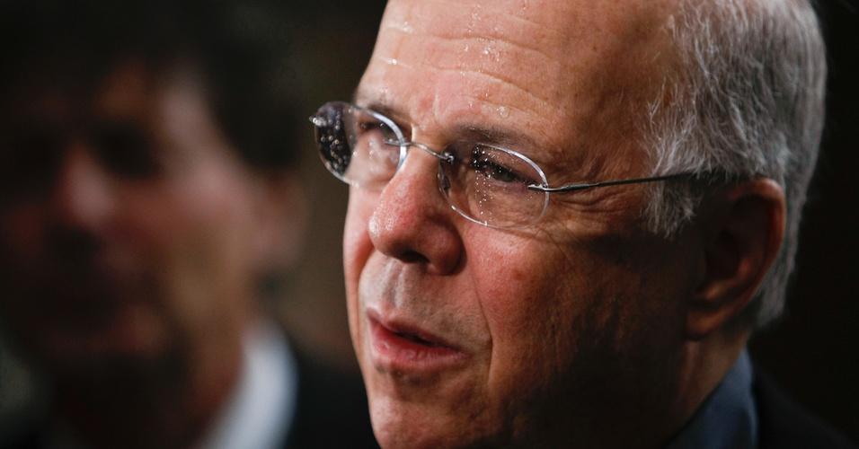 Stan Rosenfield é ex-assessor de imprensa de Charlie Sheen (2/8/2010)