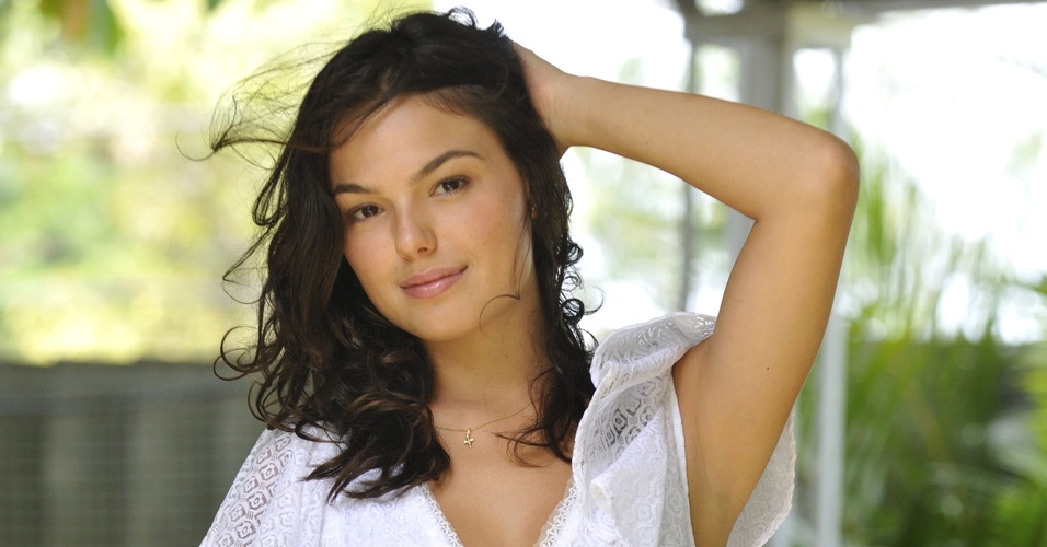 A atriz ísis Valverde (7/3/2011)