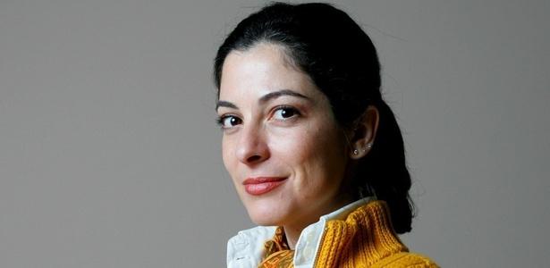 A jornalista Ana Paula Padrão deu palestra em evento da Record