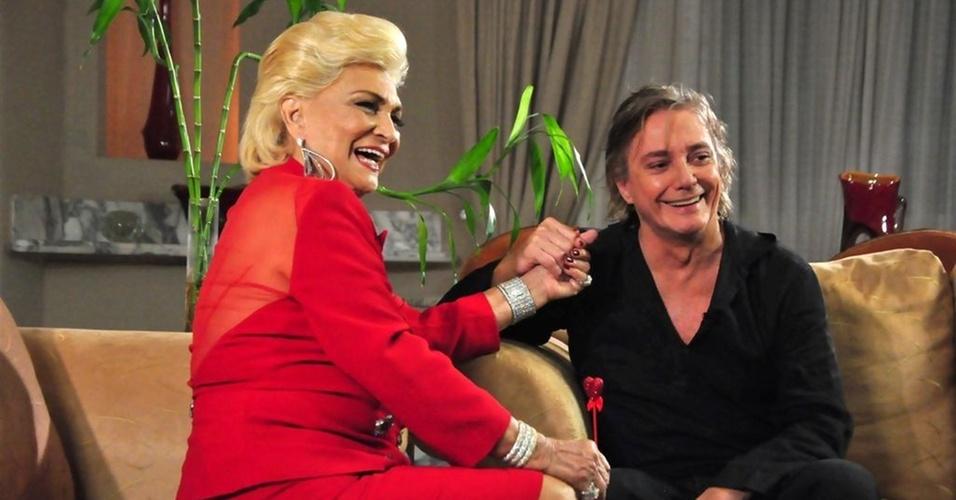 Hebe entrevista Fábio Júnior (19/4/2011)