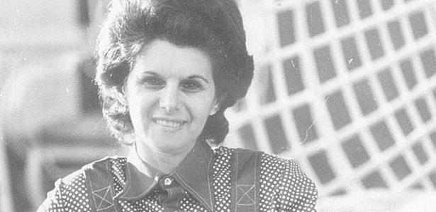 A escritora e novelista Janete Clair