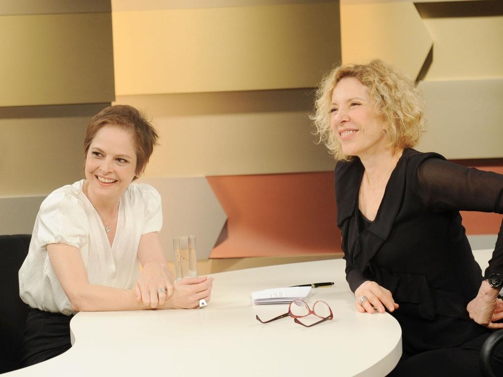 Marília Gabriela entrevista Drica Moraes (8/5/2011)