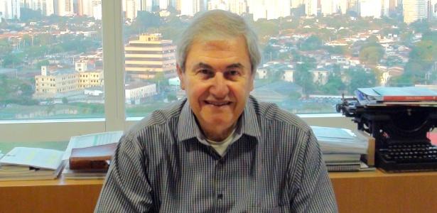 O diretor geral da Rede Globo, Octávio Florisbal (6/5/11)