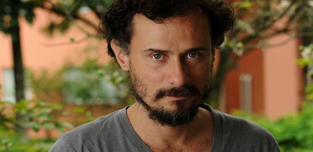 O ator e diretor Enrique Diaz (14/5/2011)