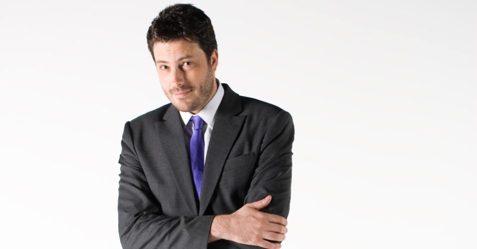 O humorista Danilo Gentili