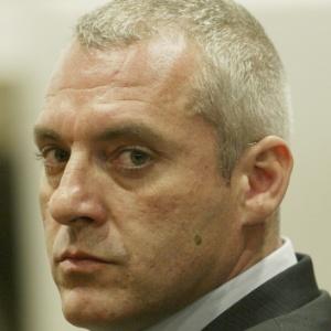 O ator Tom Sizemore na Corte Superior de Los Angeles, na Califórnia (15/08/2003) - AP