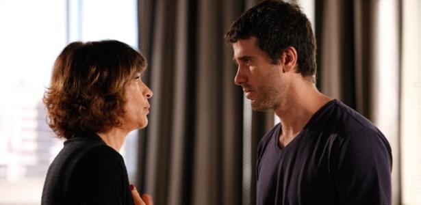 Wanda pede desculpas para Pedro - Insensato Coração