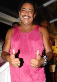 Compadre Washington tem 46 anos e é vocalista do grupo É o Tchan (04/03/2011)