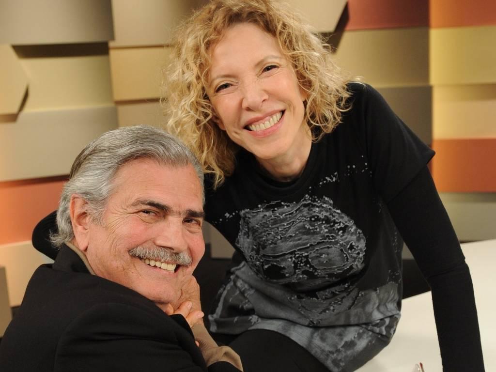 Marília Gabriela entrevista Tarcísio Meira no