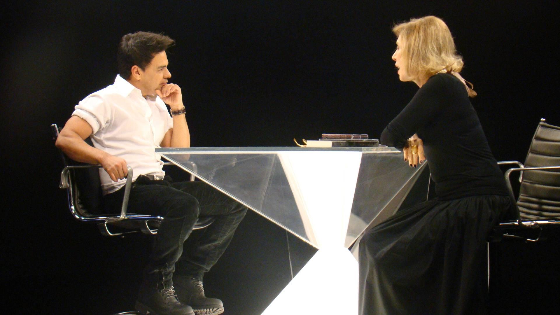 Marília Gabriela entrevista Zezé di Camargo