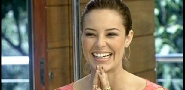 Paola Oliveira participa do