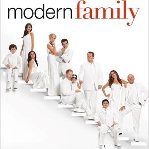 """A série """"Modern Family"""" conquistou o prêmio de melhor série cômica no Monte Carlo Television Festival"""