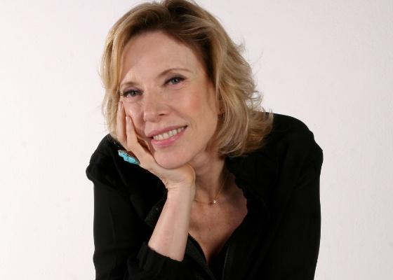 Marília Gabriela, que apresenta programa na faixa nobre do canal por assinatura GNT