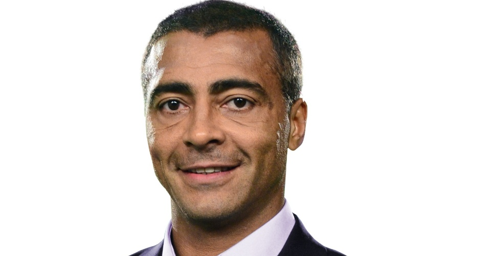 Romário será comentarista dos Jogos Pan-Americanos de Guadalajara, no México (17/10/2011)