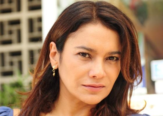 """Dira Paes, no papel de Celeste, em """"Fina Estampa"""" (2011)"""