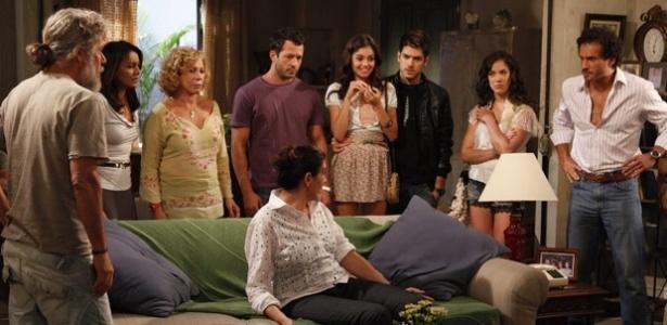Griselda aceita se casar com Guaracy para se livrar de Pereirinha (8/11/11)