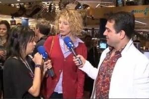 """Marília Gabriela ementrevista para o """"Pânico na TV!"""" (11/12/11)"""