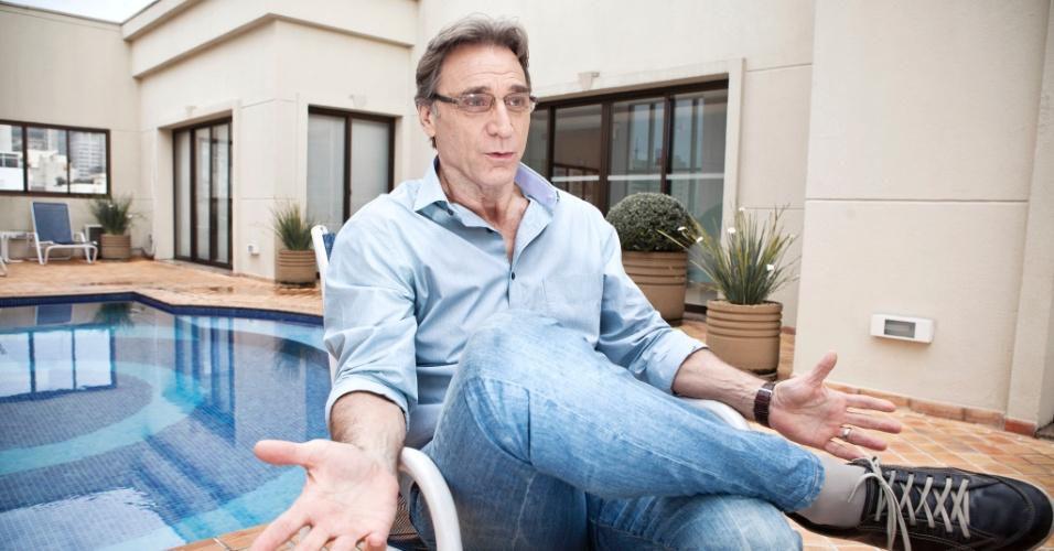 O ator Herson Capri comenta os 60 anos da telenovela