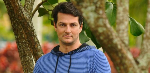 "Marcelo Serrado, que interpreta Crô em ""Fina Estampa"""