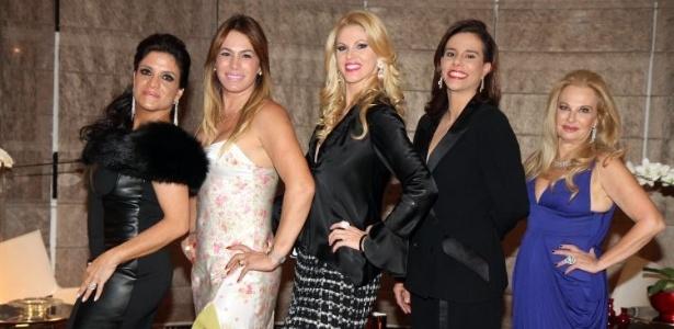 Participantes do Mulheres Ricas