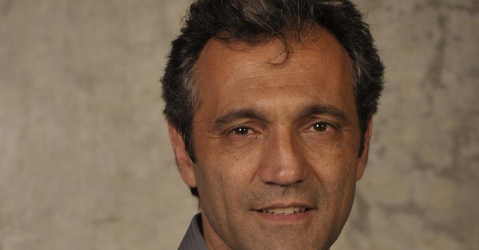 O ator Domingos Montagner (2/1/12)