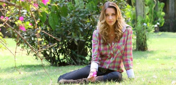 """Patrícia Barros era a protagonista de """"Corações Feridos"""""""