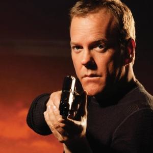 """Kiefer Sutherland interpretou Jack Bauer na série """"24 Horas"""" - Divulgação"""
