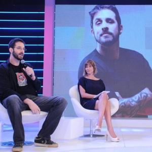 """Rafinha Bastos durante a apresentação de sua versão do """"Saturday Night Live"""""""
