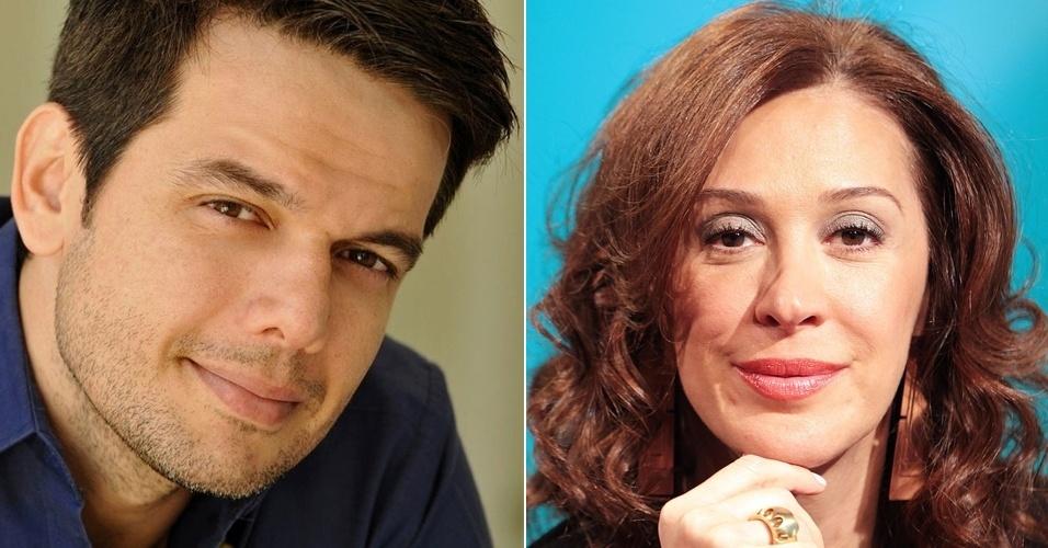 Glória Perez confirma Claudia Raia e Otaviano Costa em