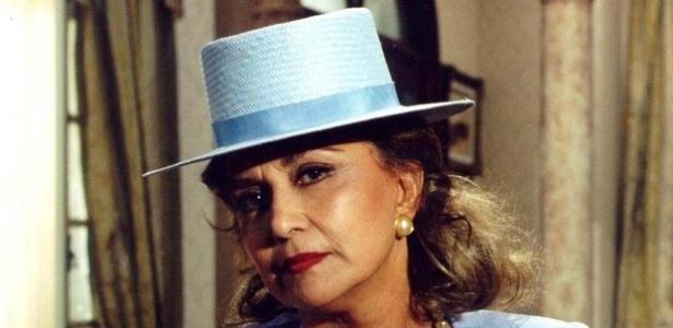 Eva Wilma como Maria Altiva em A Indomada