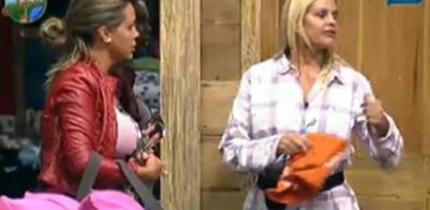 Monique Evans e Renata Banhara falam sobre a Roça